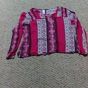 Women's Pullover Blouse